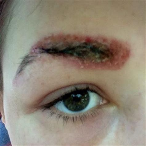 tattoo eyebrows with henna henna for brows makedes com