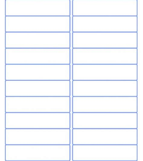 Free Printable Address Label Templates Word Template Per