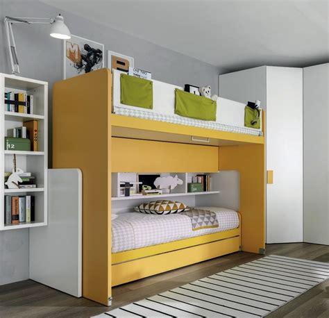 arredamento salvaspazio stanzette per ragazzi 42 idee creative per arredamento