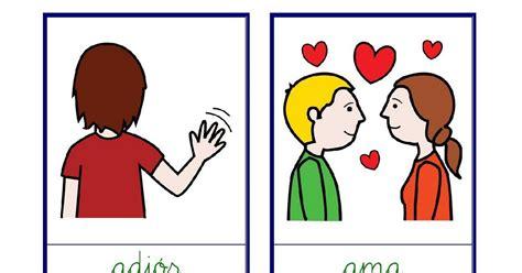 imagenes de palabras bisilabas maestr s de audici 243 n y lenguaje barajas bis 205 labas