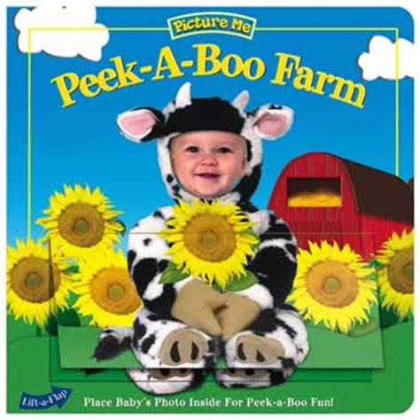 picture me book peek a boo farm photo book picture me photo books