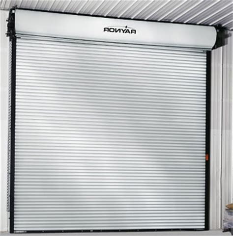 DuraCoil? Select Coiling Commercial Overhead Roll Up Doors