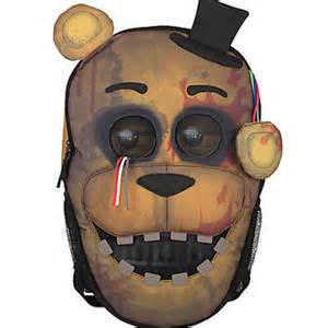 five nights at freddy s freddy fazbear from topic bags