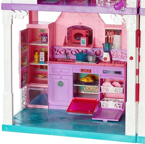 barbie doll dream house games barbie dream house amazon co uk toys games