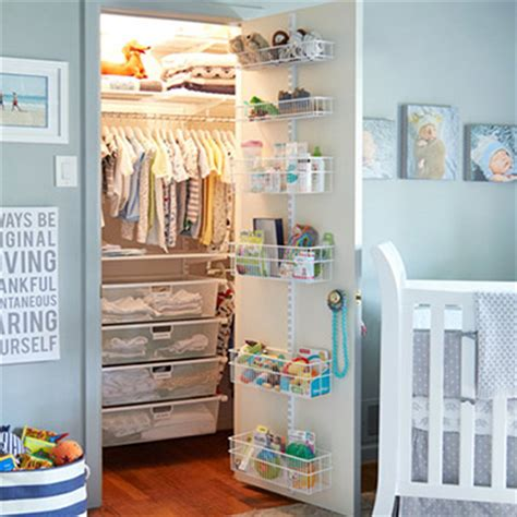 Kitchen Storage Shelves Ideas by Baby Closet Organization Ideas Ideas Amp Organization Tips