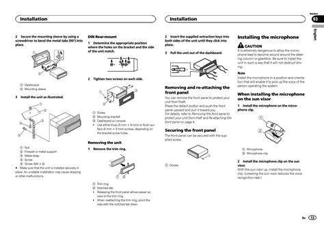 pioneer deh 11e wiring diagram efcaviation wiring