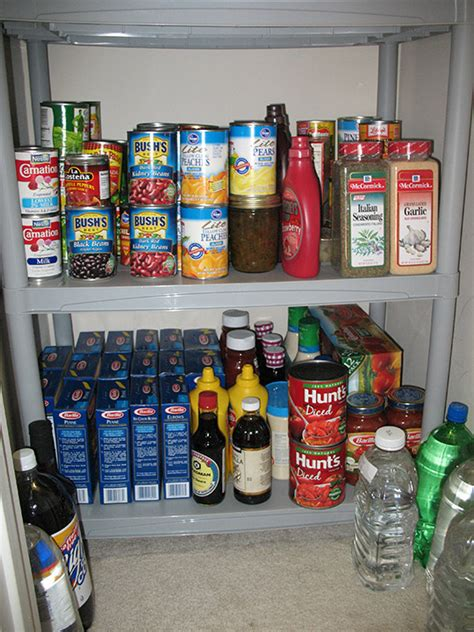 Food Closet Organizer Food Storage Tips Hack Your Coat Closet Part 2