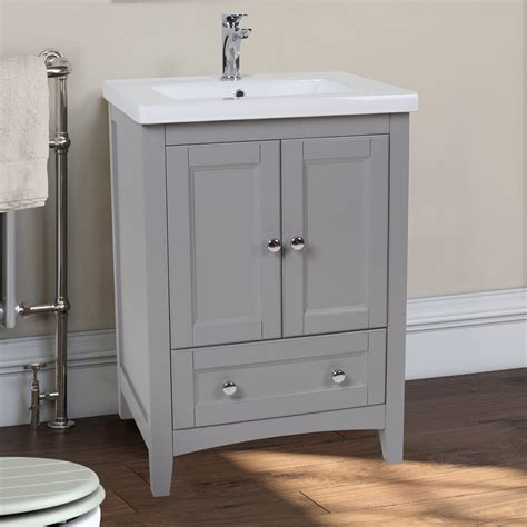 Single Vanity Bathroom Lighting Danville 24 Quot Single Bathroom Vanity Set Reviews Wayfair