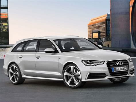 Audi A6 Preise by Audi A6 Avant 2011 Preis Autozeitung De