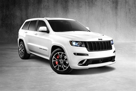 srt jeep 2013 2013 jeep grand cherokee srt8 vapor and alpine