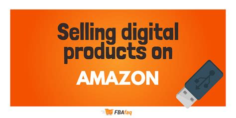 products on amazon selling digital products on amazon fba faq