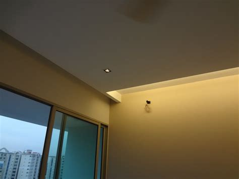 Ceiling L In by Curtain Pelmet False Ceilings L Box Partitions
