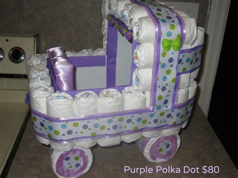 purple polka dot car seat and stroller purple polka dot stroller the giftbasket genie