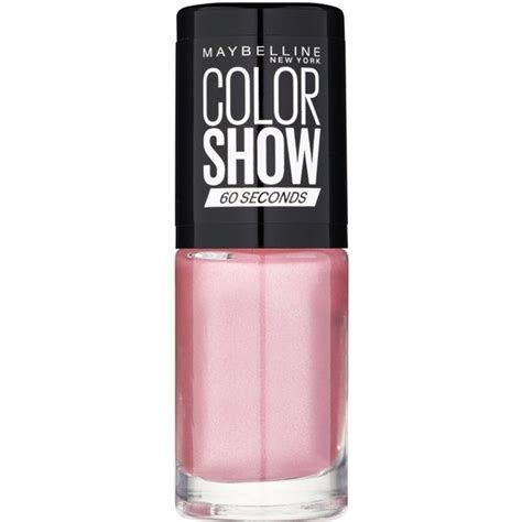 maybelline color show nail pink slip 327 7ml