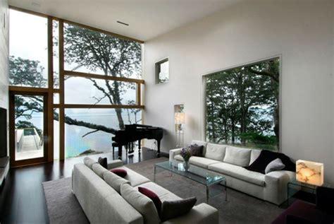 living room with big windows fenster putzen reinigen sie ihre fenster wie ein profi