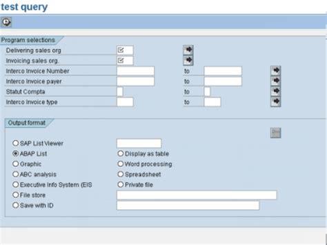 sap query tutorial sq01 abap query tutorial in sap sq01 sq02 sq03