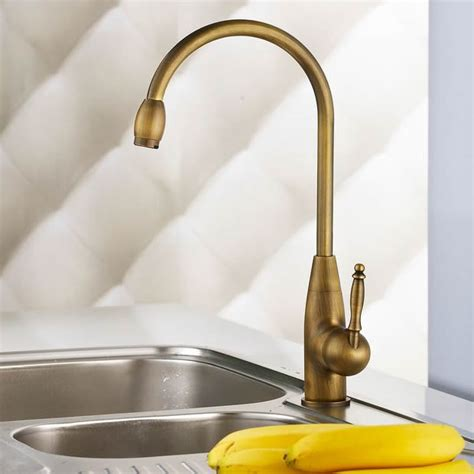 used kitchen faucets antique brass kitchen faucet how to use kitchen design ideas