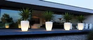 pot lumineux led int 233 rieur et jardin deco lumineuse