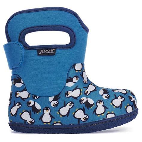 bogs 720161 infant classic penguins turquoise multi 100