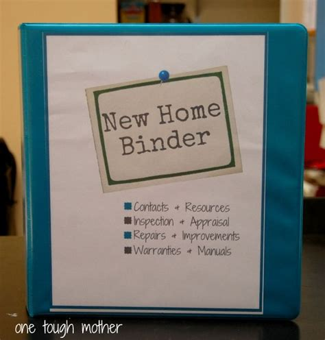 gifts for new apartment owners new home binder free printables sweet tea saving