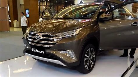 Daihatsu Terios R 2018 gambar mobil terios 2018 modifikasi mobil