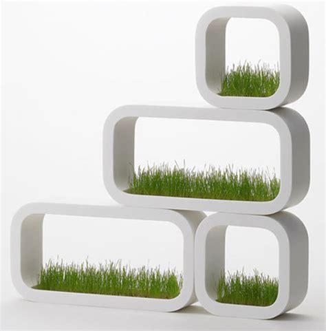 Designer Planter by Metaphys Indoor Grass Planters From Tokyo Inhabitat