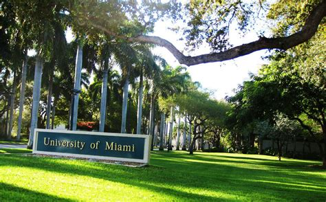 Miami Of Ohio Mba Ranking by Top 10 Colleges For An Degree In Miami Fl Great