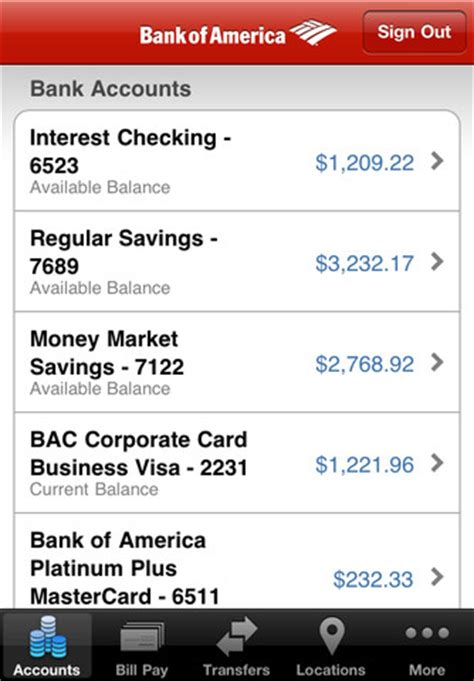 bank account app mobile banking the smartphone