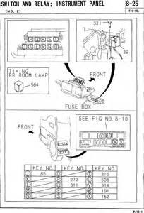 2001 isuzu rodeo parts diagram auto parts diagrams