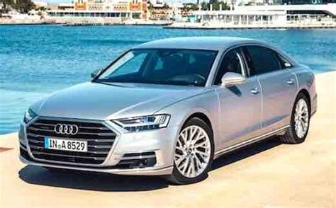 Cost Of Audi by 2018 Audi A8 Cost Audi Car Usa