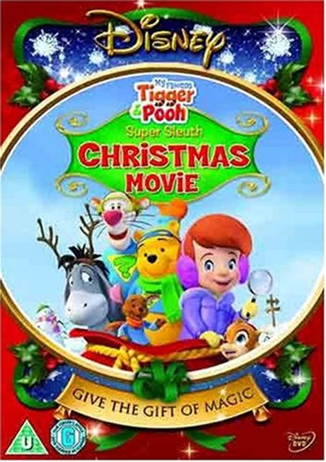 Selimut Import Pooh N Friends my friends tigger and pooh a uper sleuth christmastery dvd preisbarometer