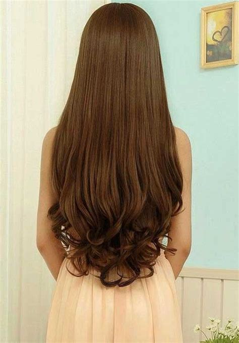 tips on the bottom of hair 30 hairstyles for long hair hairstyles haircuts 2016