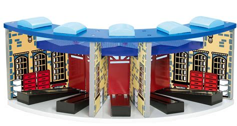 Tidmouth Sheds by Build Your Own Tidmouth Sheds Learn How Desk Work