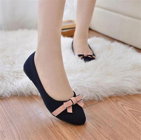 Murah Sandal Pita Oranye jual murah sepatu wanita flat shoes pita by02db750002 di lapak toko favorit 232 tokofavorit232