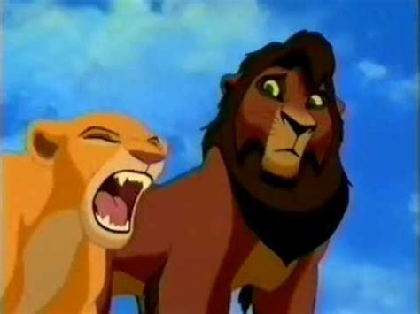film lion king arabic the lion king 2 arabic vhs trailer youtube