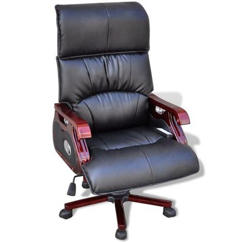 sedia per massaggio sedia per massaggi regolabile in pelle 9 funzioni