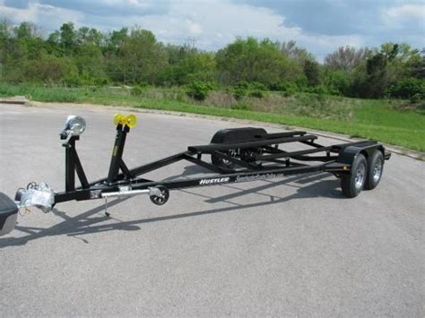 boat trader ky new 2017 hustler trailers pontoon and bass boats