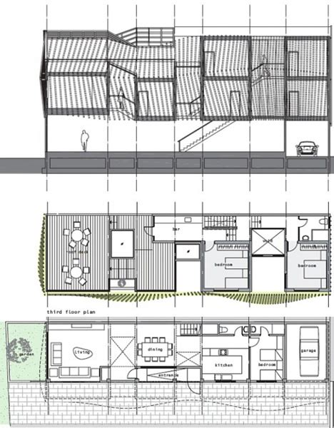 bamboo house design and floor plan bamboo house building plans house design plans