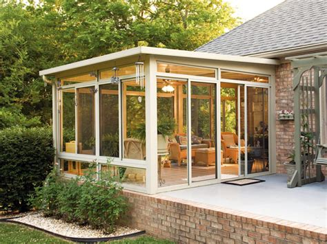How Much To Build A Sunroom Solarium 4 Saisons Un Concept Unique Pour Votre