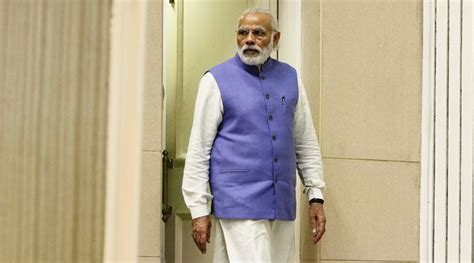 narendra modi biography in form of flow chart pm modi to visit qatar in june the indian express