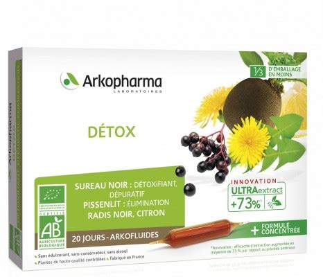 4321 Detox Reviews by Arkofluides 174 D 233 Tox Bio Arkopharma
