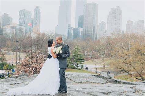 wedding package in new york city affordable elopement packages in central park new york city