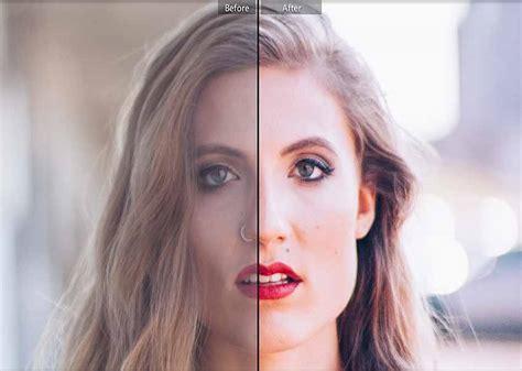 lightroom tutorial for portrait contrasty portrait free lightroom preset presetlove
