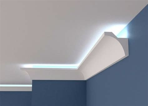 gesims beleuchtung xps coving led lighting cornice bfs12