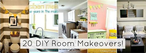 diy room makeover 20 diy room makeovers for inspiration