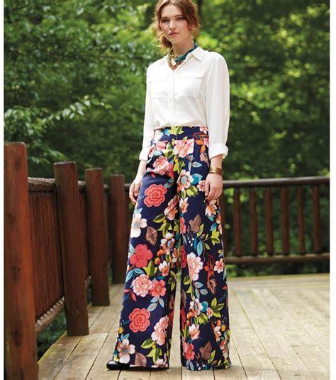 sewing pattern wide leg pants free women s wide leg pants sewing pattern sewing
