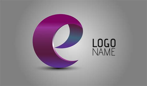 Letter Logo e letter logo design www pixshark images galleries