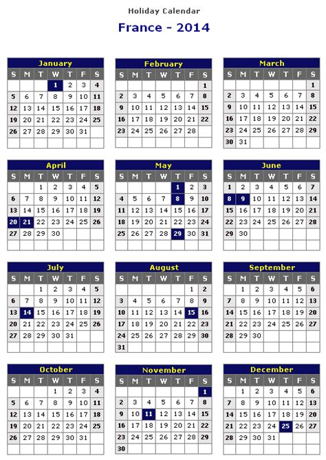 printable calendar in french french holidays calendar 2018 calendar holidays