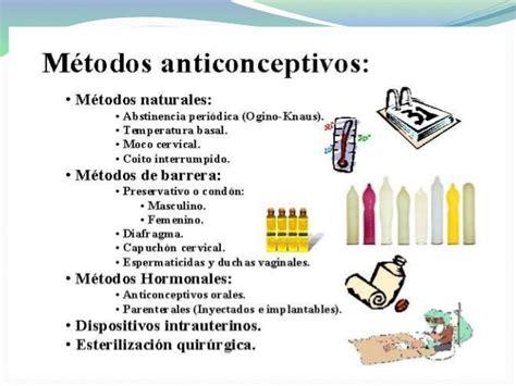 imagenes de anticonceptivos temporales metodos anticonceptivos permanentes