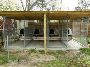 Backyard Dog Enclosures Multiple Dog Kennel Dog Kennels Pinterest Dog Dog